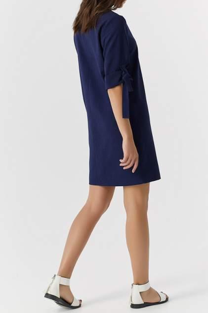 Платье женское Fly 819-08 синее 42 RU