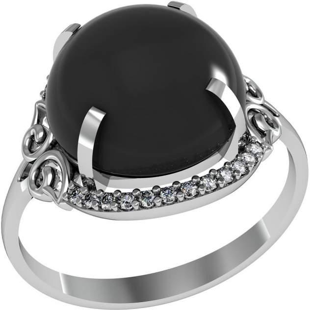 Кольцо женское ПРИВОЛЖСКИЙ ЮВЕЛИР 261427-AG73FA11 р.17.5