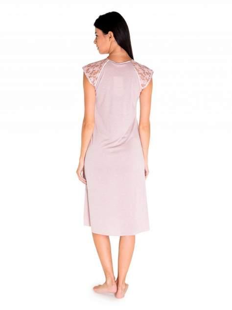 Ночная сорочка женская Turen 3123 розовая XXL