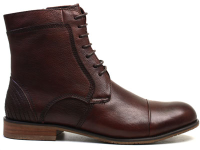 Мужские ботинки Airbox 135502, коричневый