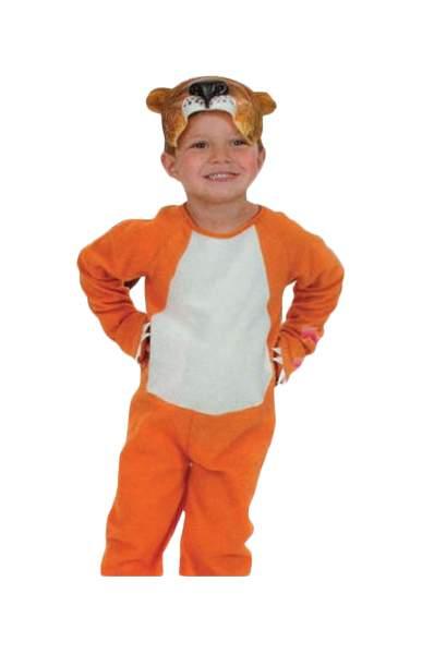 Карнавальный костюм Snowmen Лев, цв. оранжевый р.80