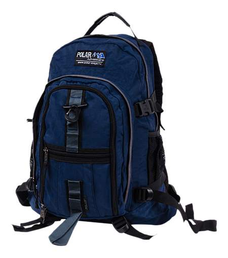 Рюкзак Polar П1955-04 синий 27 л