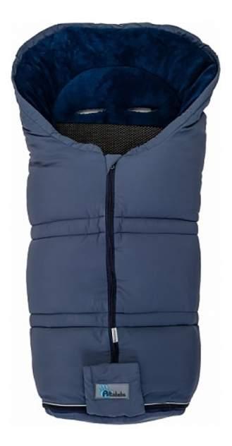 Конверт-мешок для детской коляски Altabebe Sympatex grey blue/navy blue