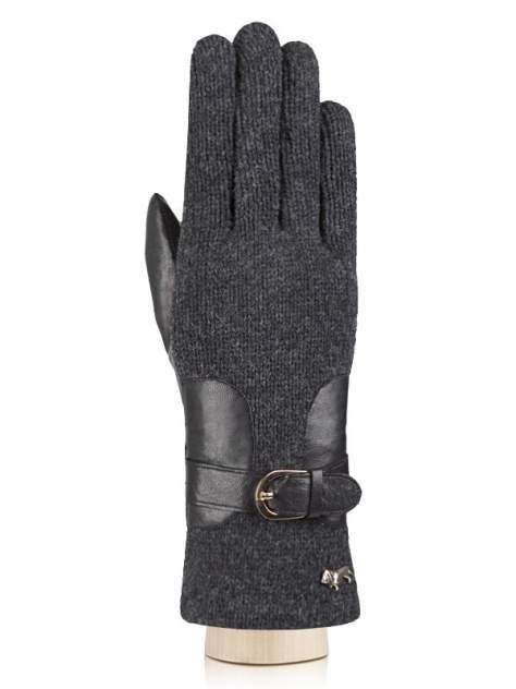 Перчатки женские Labbra LB-4108 черные 7.5