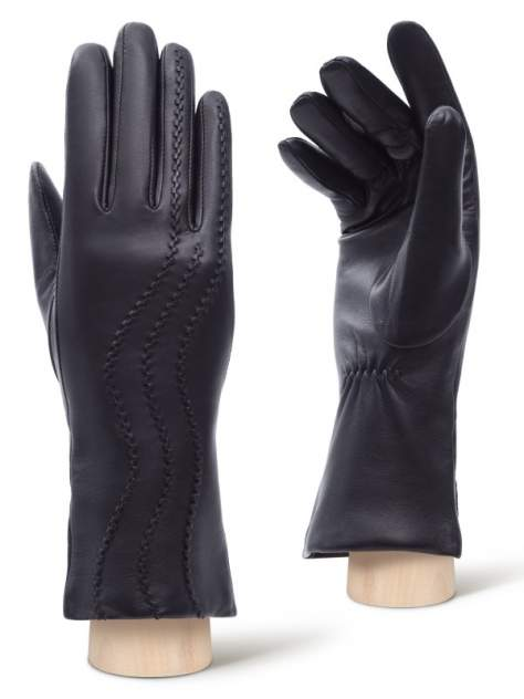 Перчатки женские Labbra LB-0636 черные 8