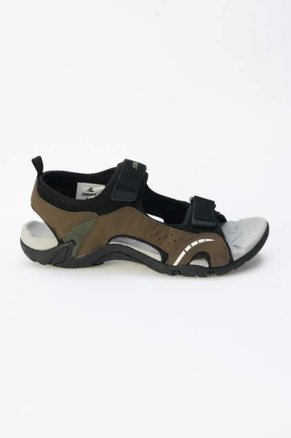 Мужские сандалии SIGMA 20563RC, зеленый