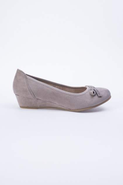 Туфли женские Jana 8-8-22262-22 серые 37 RU