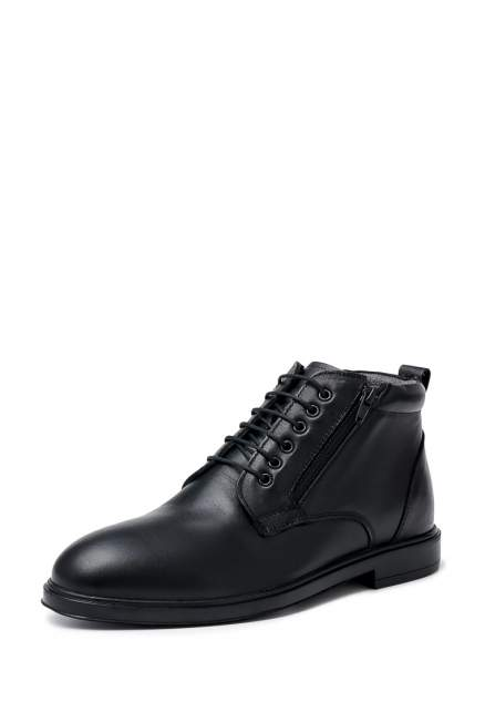 Ботинки мужские Pierre Cardin 26007200 черные 40 RU