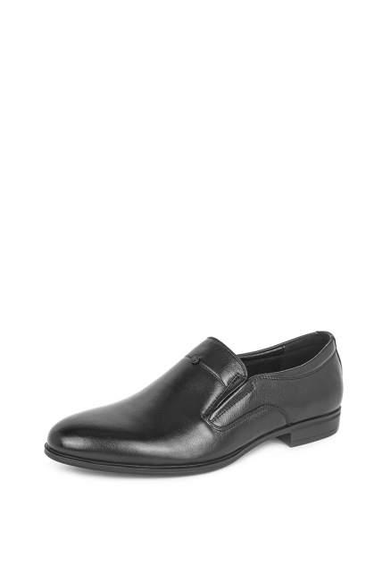 Туфли мужские Pierre Cardin 03407070 черные 45 RU