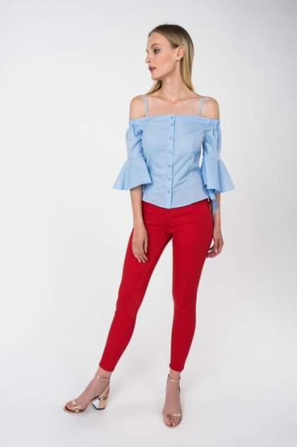 Женская блуза Marimay 7217-7, голубой