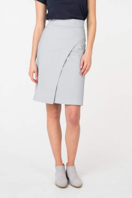 Женская юбка Audrey right 180424-11023, голубой