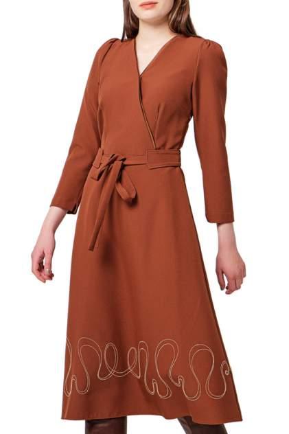 Женское платье BGN W20D344, коричневый