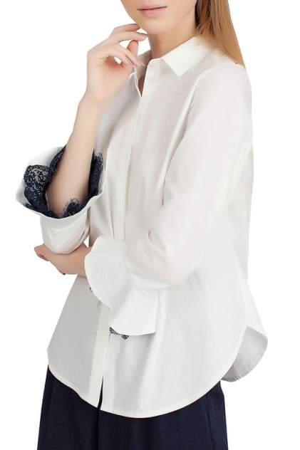 Блуза женская SERGINNETTI 4-1664-3712-2 белая 40 RU