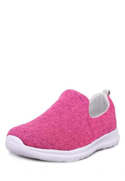 Слипоны женские, TimeJump 710017594, розовый