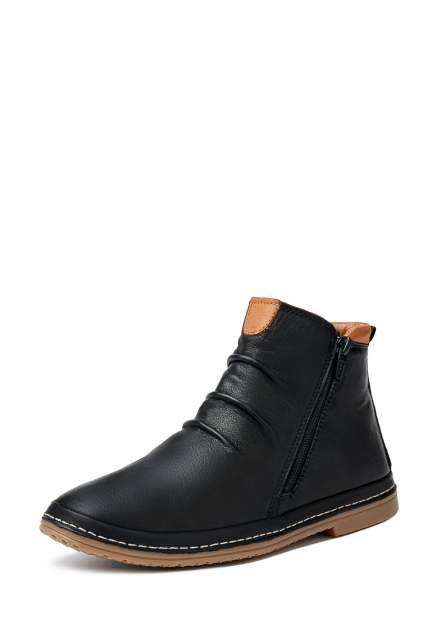 Ботинки женские Pierre Cardin 710018301 черные 39 RU