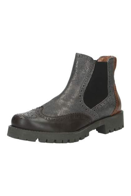 Ботинки женские DALI 24-553-5-1SB8, серый