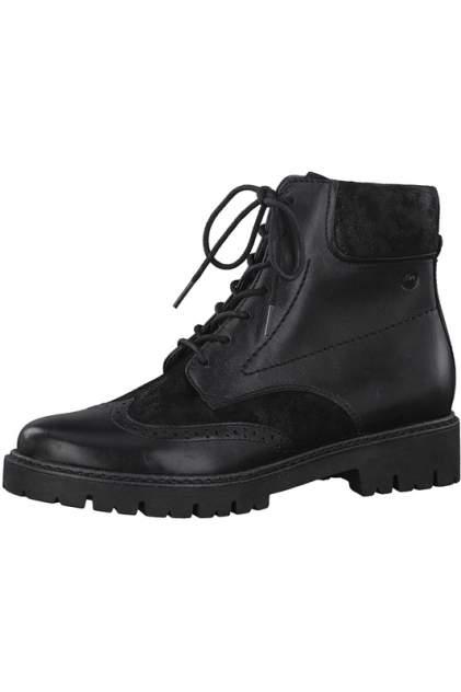 Ботинки женские Be natural 8-8-25222-21-001, черный