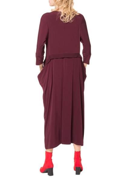 Платье женское KATA BINSKA ZIRA 191221 красное 48-50 EU