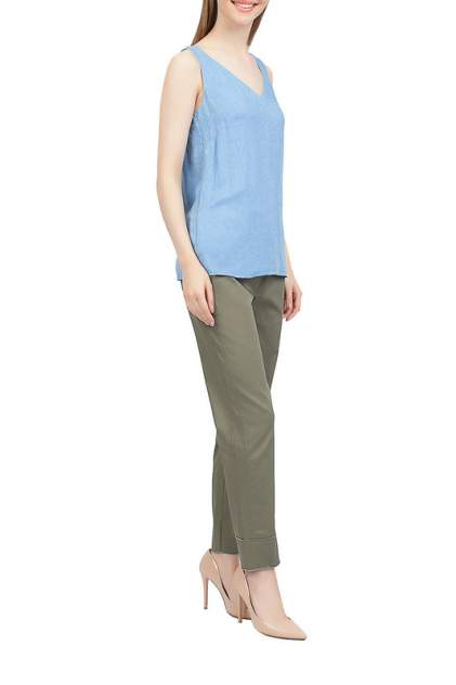 Блуза женская SERGINNETTI 4-1667-3480-19 голубая 48 RU