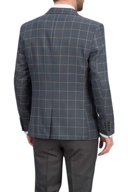 Пиджак мужской BAZIONI 1121-2 M DENTRO LUX серый 58 RU