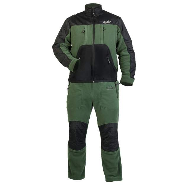 Спортивный костюм Norfin Polar Line 2, black/green, L INT