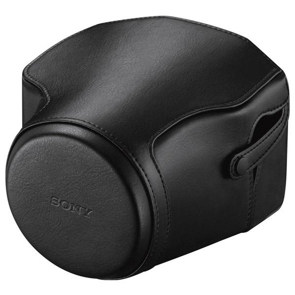 Чехол для фототехники Sony LCJ-RXE черный