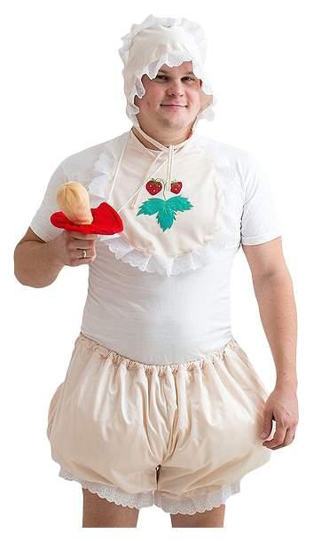 Карнавальный костюм Бока Младенец, цв. бежевый р.176