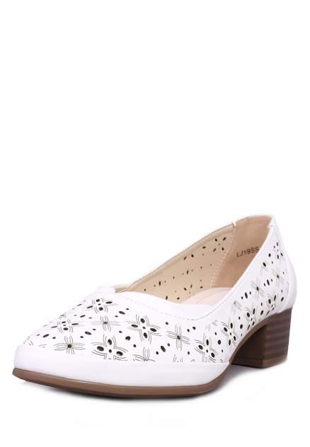 Туфли женские T.Taccardi 27306330 белые 36 RU
