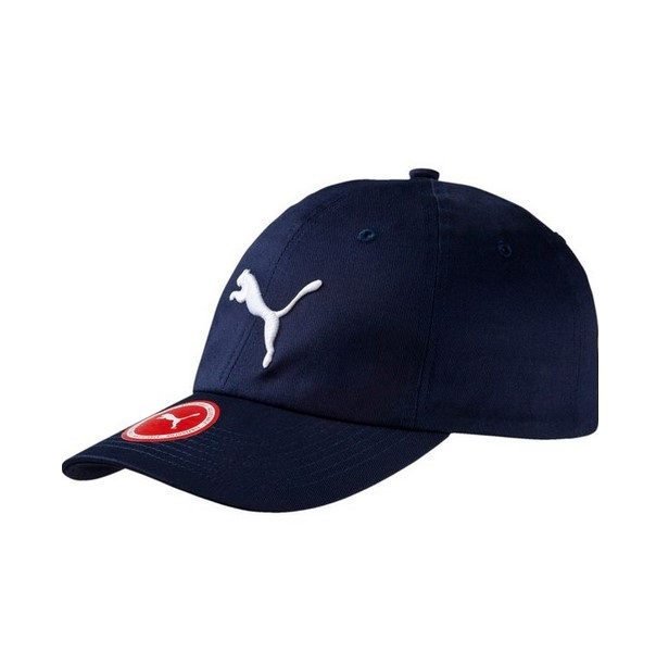 Бейсболка Puma Essential, One Size, синяя