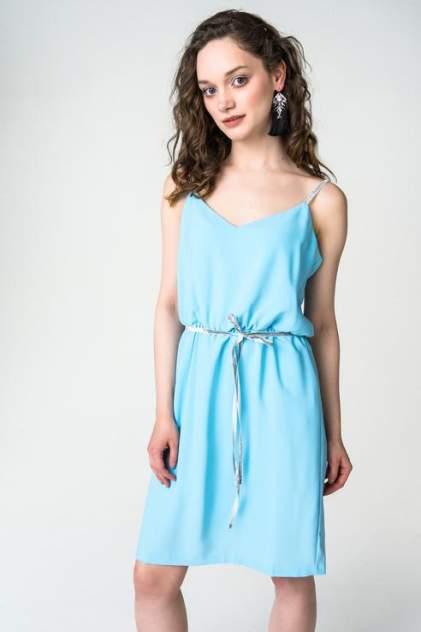 Женское платье LA VIDA RICA D71033, голубой