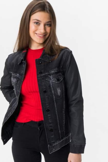 Женская джинсовая куртка Guess W93N37D3OT1HRGM, серый