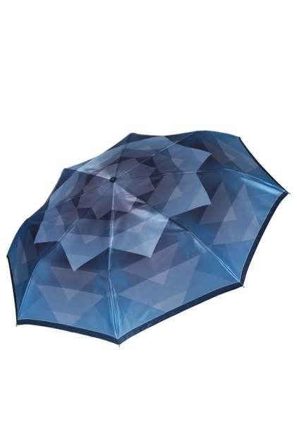 Зонт складной женский автоматический FABRETTI S-16108-5 синий