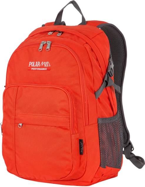 Рюкзак Polar П1991 22,1 л оранжевый