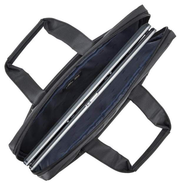 "Сумка для ноутбука 13.3"" Rivacase Central черная"