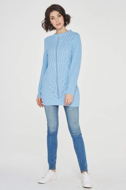 Джемпер женский VAY 192-4860 голубой 54 RU
