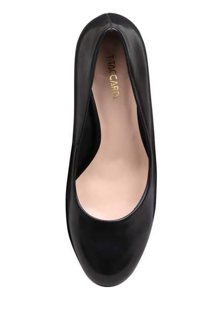 Туфли женские T.Taccardi 710019010 черные 38 RU