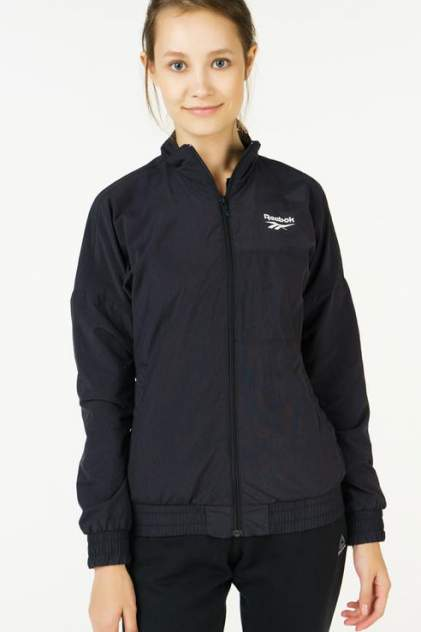 Куртка женская Reebok CF3966 черная 40 UK