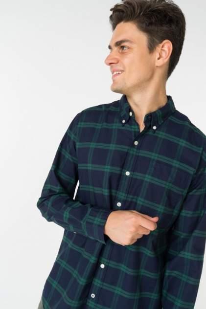 Рубашка мужская Dockers 3618400310 синяя S