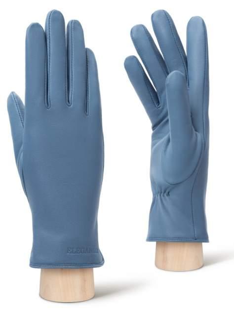 Перчатки женские Eleganzza IS00700 голубые 7