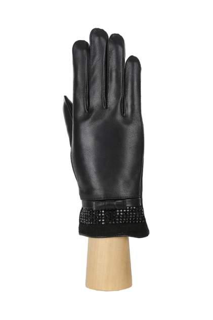 Перчатки женские FABRETTI 15.18-1 черные 6.5