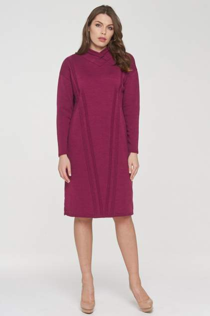 Женское платье VAY 182-2360, розовый