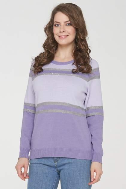 Джемпер женский VAY 182-4687 фиолетовый 50 RU