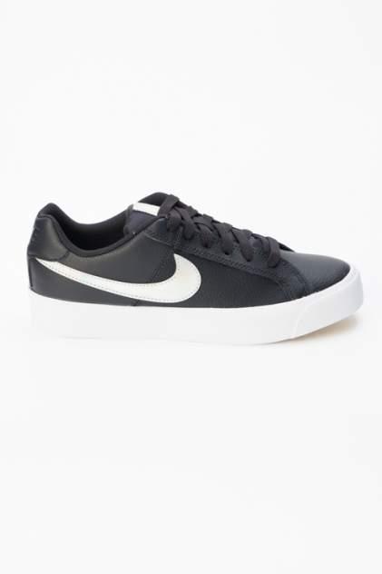 Кеды женские Nike Court Royale AC серые 37 RU