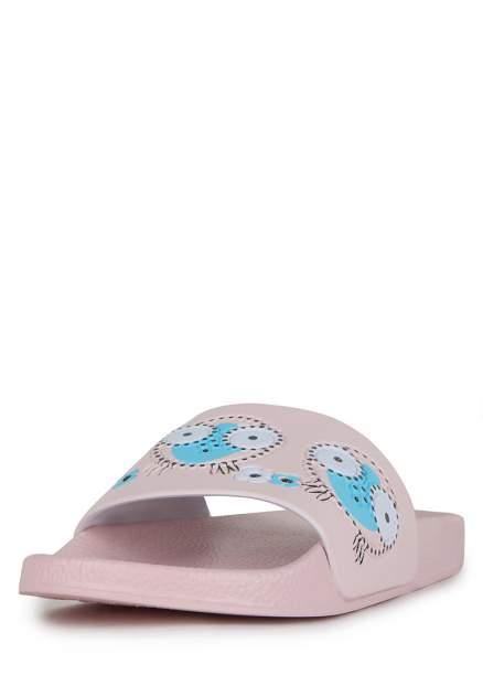 Шлепанцы женские T.Taccardi 14706000 розовые 36 RU