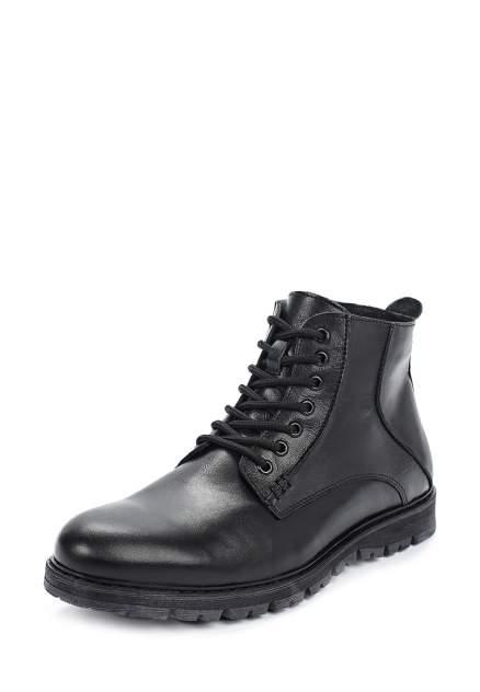 Ботинки мужские Alessio Nesca 26007540 черные 40 RU