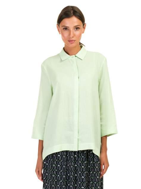 Женская рубашка Baon B177017, зеленый