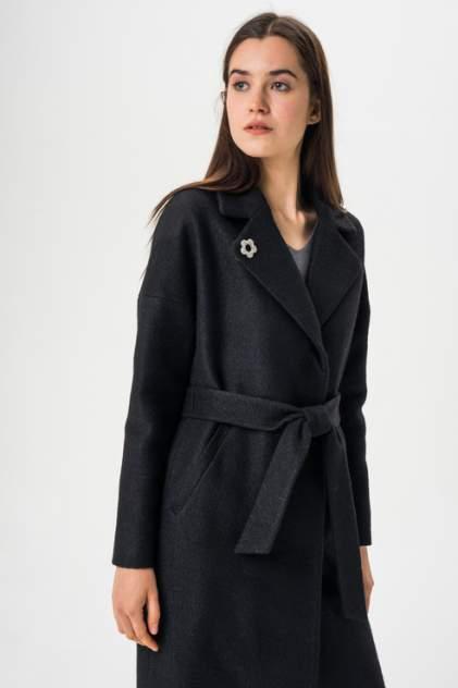 Пальто женское ElectraStyle 4-7038/11-293 черное 44 RU