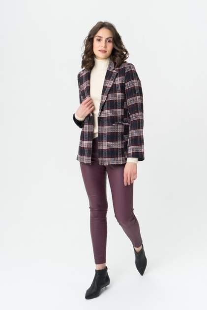 Пальто женское b.young 20806804 черное 38 EU