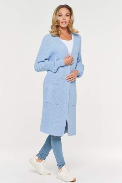 Жакет женский VAY 192-1597 голубой 48 RU