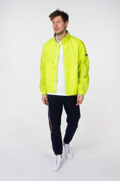 Ветровка мужская Tommy Jeans DM0DM05430 желтая L